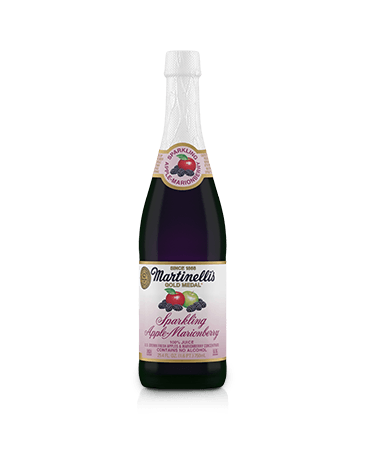 Sparkling Apple-Marionberry