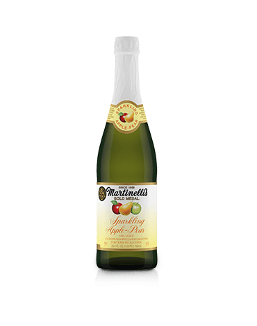 Sparkling Apple-Pear Juice