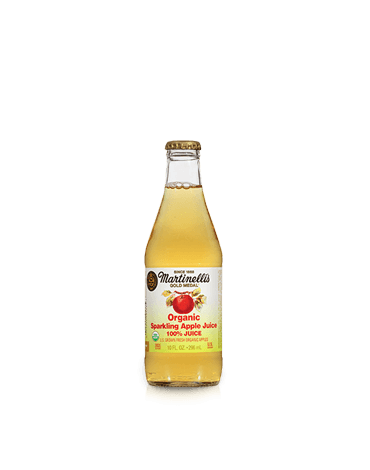Organic Sparkling Apple Juice