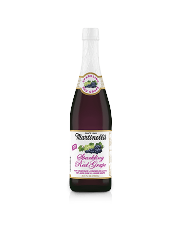 Sparkling Red Grape Juice