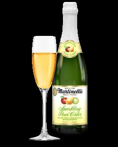 Sparkling Pear Cider 25.4 fl. oz.