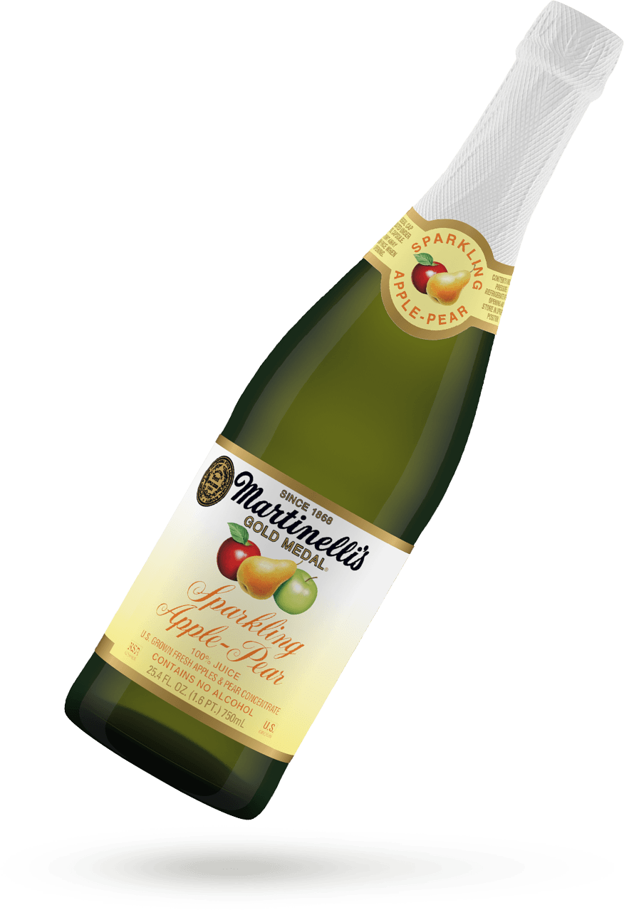 Sparkling Apple-Pear 25.4 fl. oz.