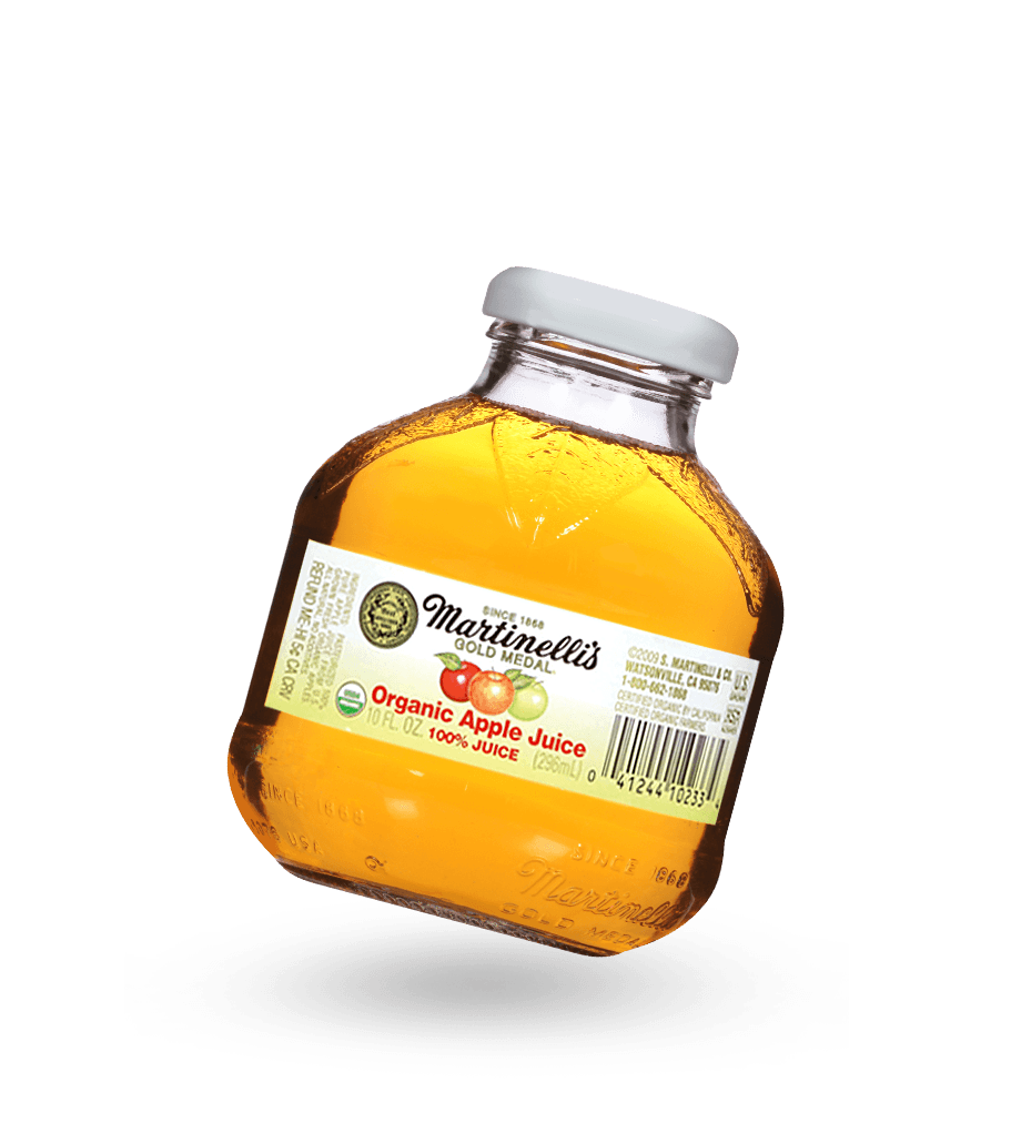 Organic Apple Juice 10 fl. oz.