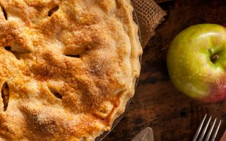 Apple-Raspberry Pie Recipe With Martinelli's