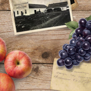 Sparkling Apple-Grape was introduced to the sparkling apple juice product line in 1997.