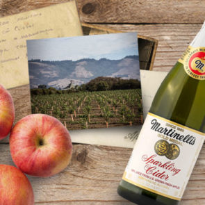 In 2016, Martinelli's planted the first company-owned apple orchards.
