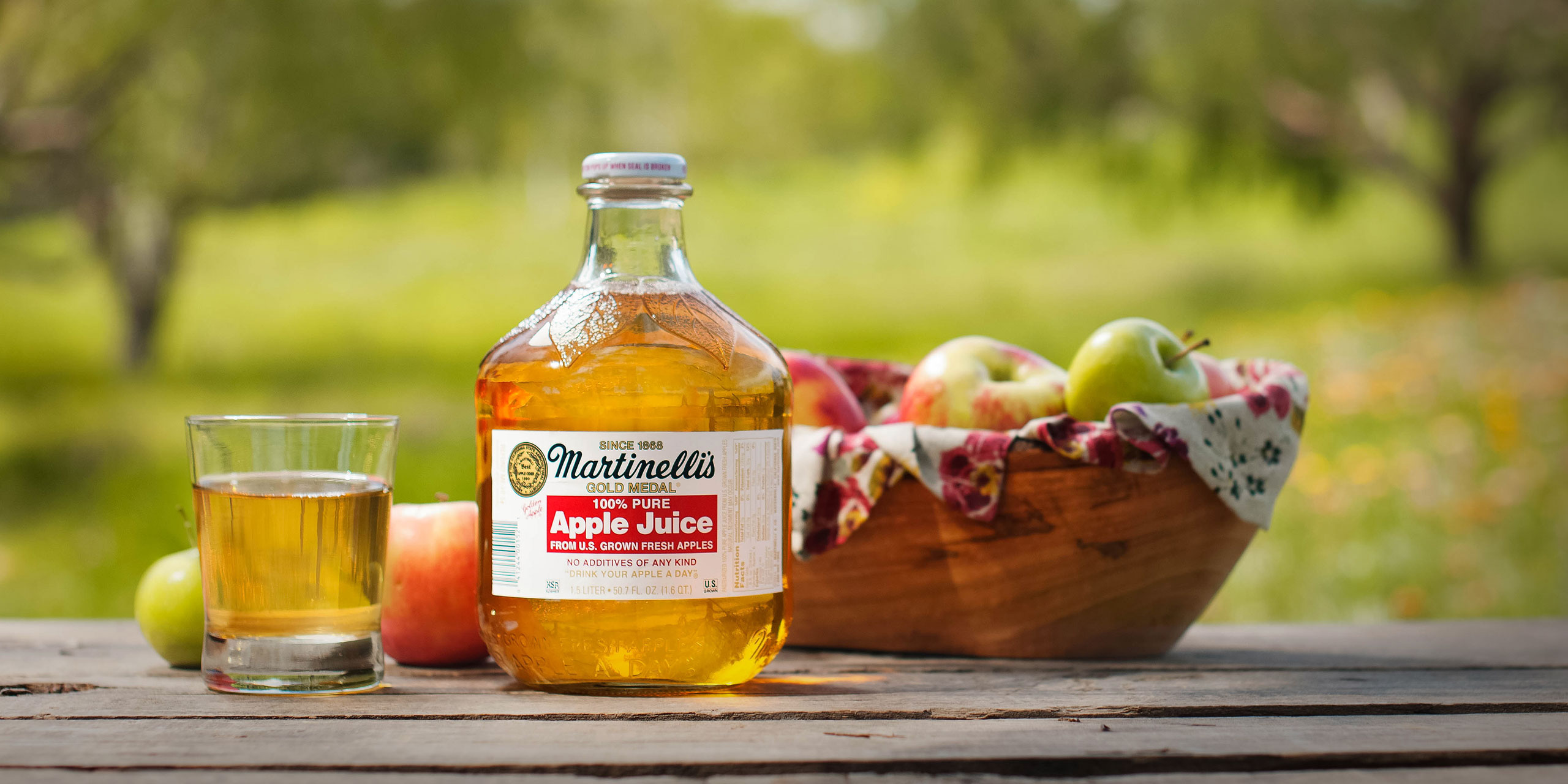 100% Apple Juice 50.7oz - Still Juices