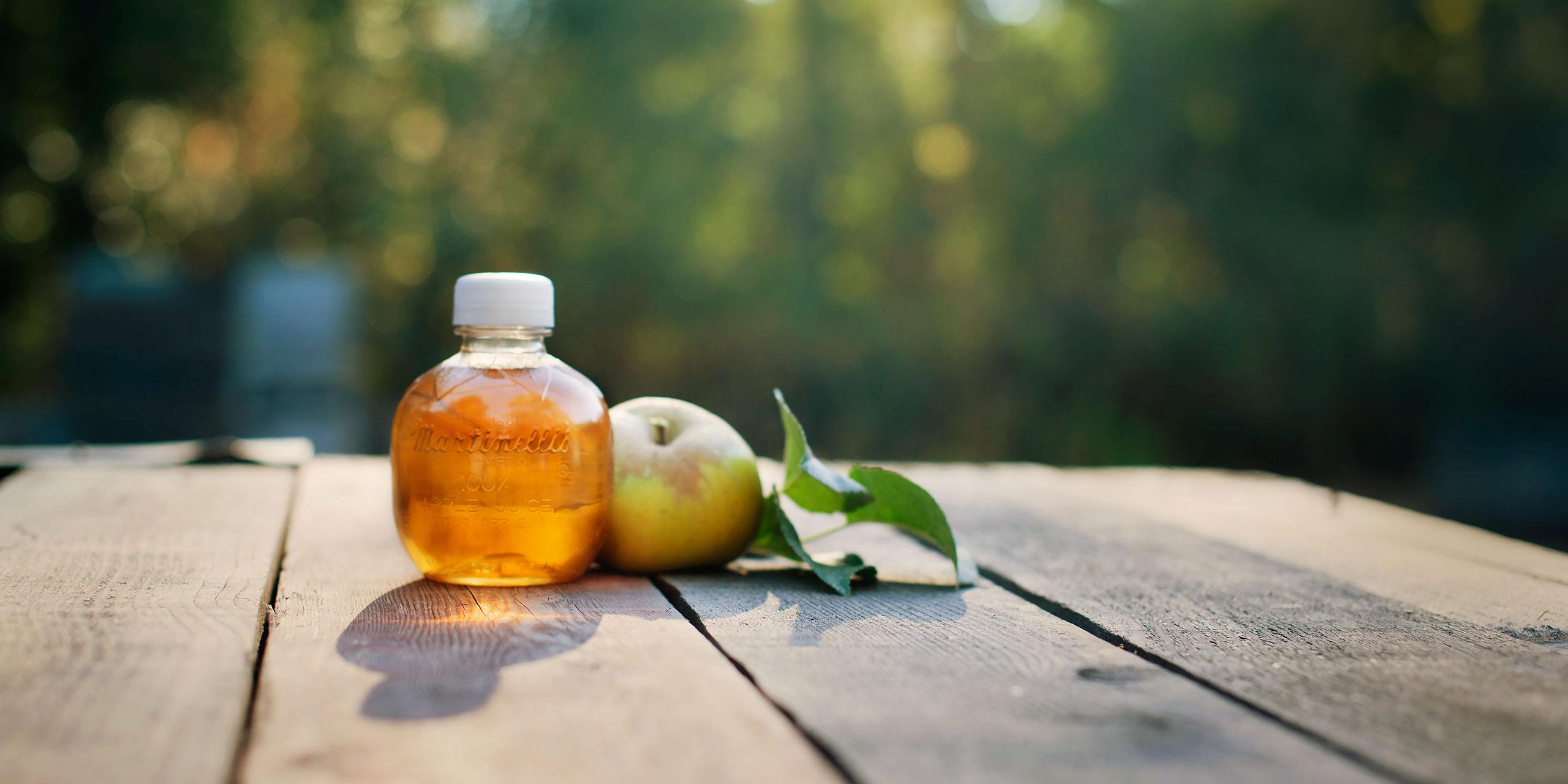 100 Apple Juice 10oz Pet Bottle Still Juices S