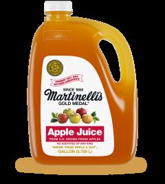 Apple Juice 128 fl. oz.