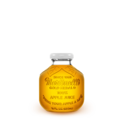 Apple Juice 10 fl. oz. Glass Without Label