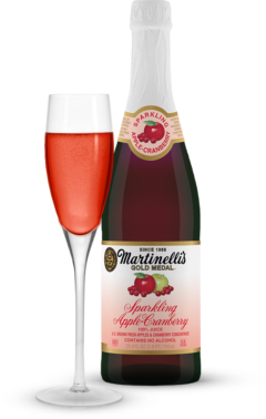 Sparkling Apple-Cranberry 25.4 fl. oz.
