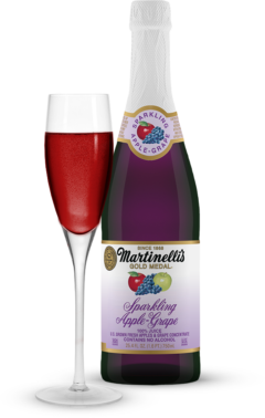 Sparkling Apple-Grape 25.4 fl. oz.