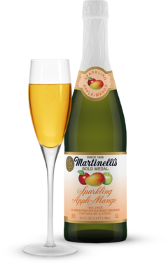 Sparkling Apple-Mango 25.4 fl. oz.