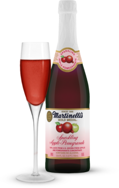 Sparkling Apple-Pomegranate 25.4 fl. oz.
