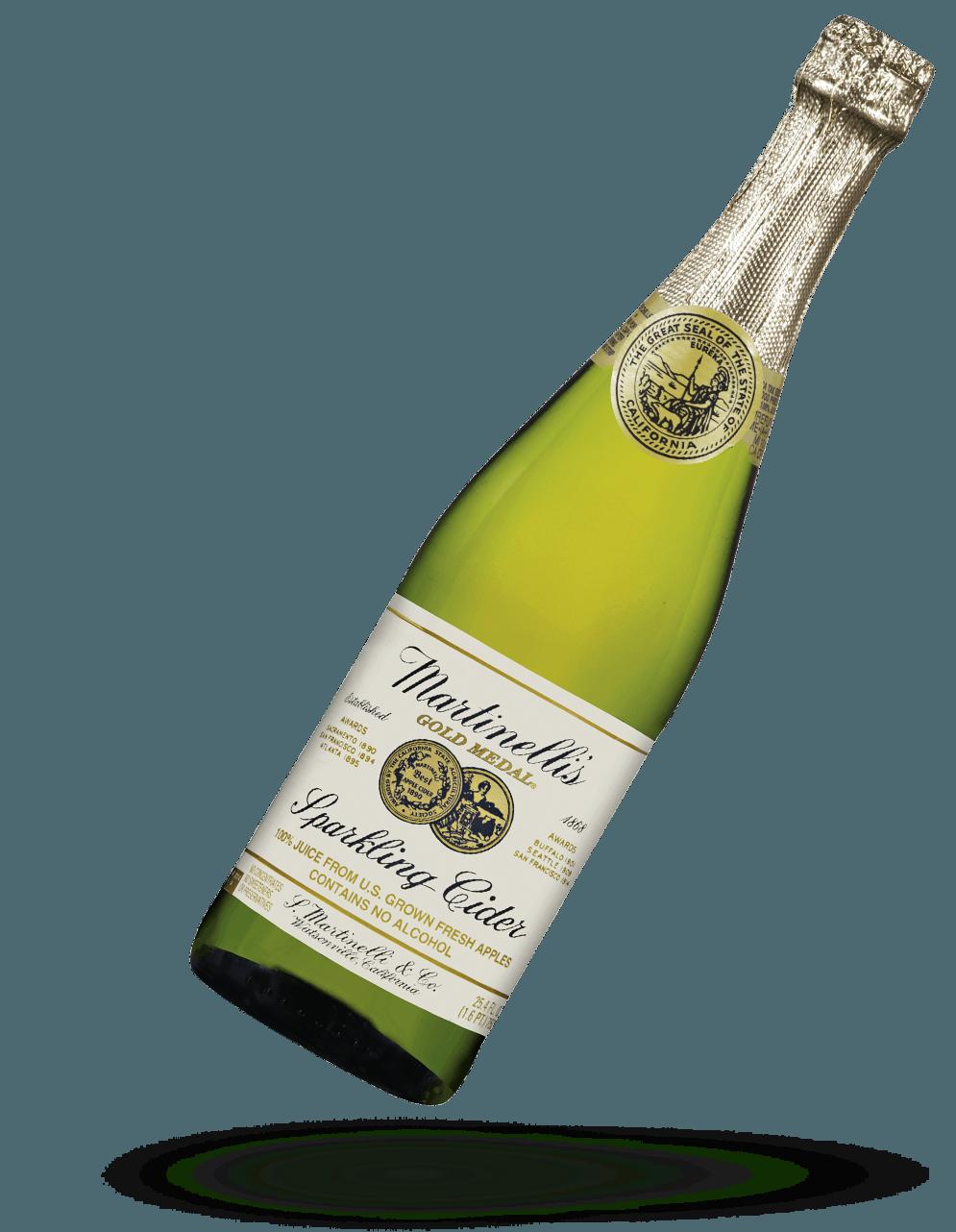 Heritage Label Sparkling Cider 25.4 fl. oz.