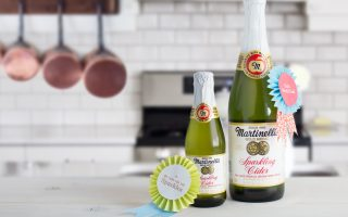 Father's Day Gift Idea: Printable DIY Bottle Labels