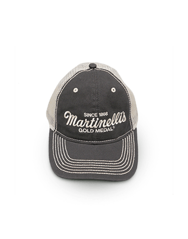 Martinelli's Trucker Hat - Grey