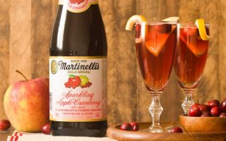 Sparkling Apple Cranberry Fizz Recipe