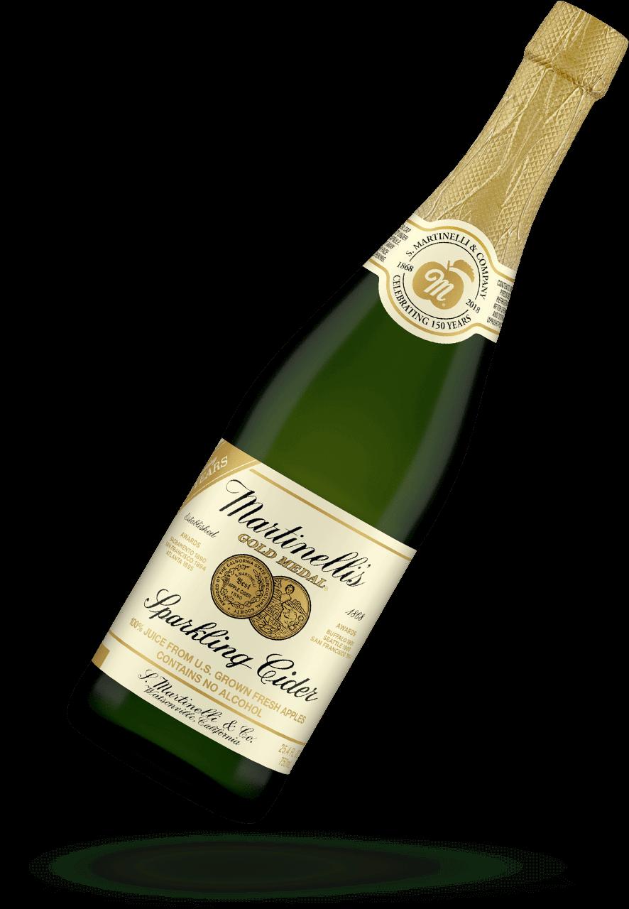 150th Anniversary Heritage Label Sparkling Cider 25.4 fl. oz.