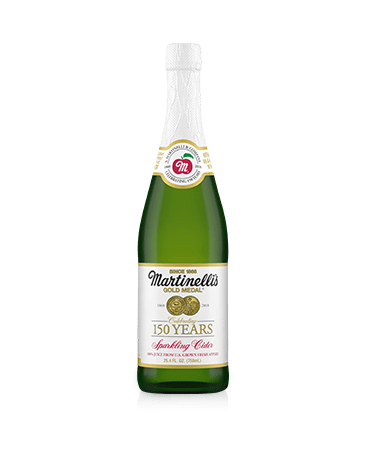 150th Label Sparkling Cider