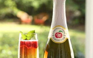 Martinelli's 150th Anniversary Raspberry Mint Sparkler