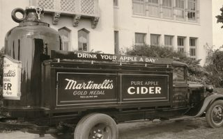 Martinelli's Restores 1932 Ford Model B Delivery Truck