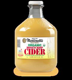 Organic Unfiltered Honeycrisp Apple Cider 50.7 fl. oz.