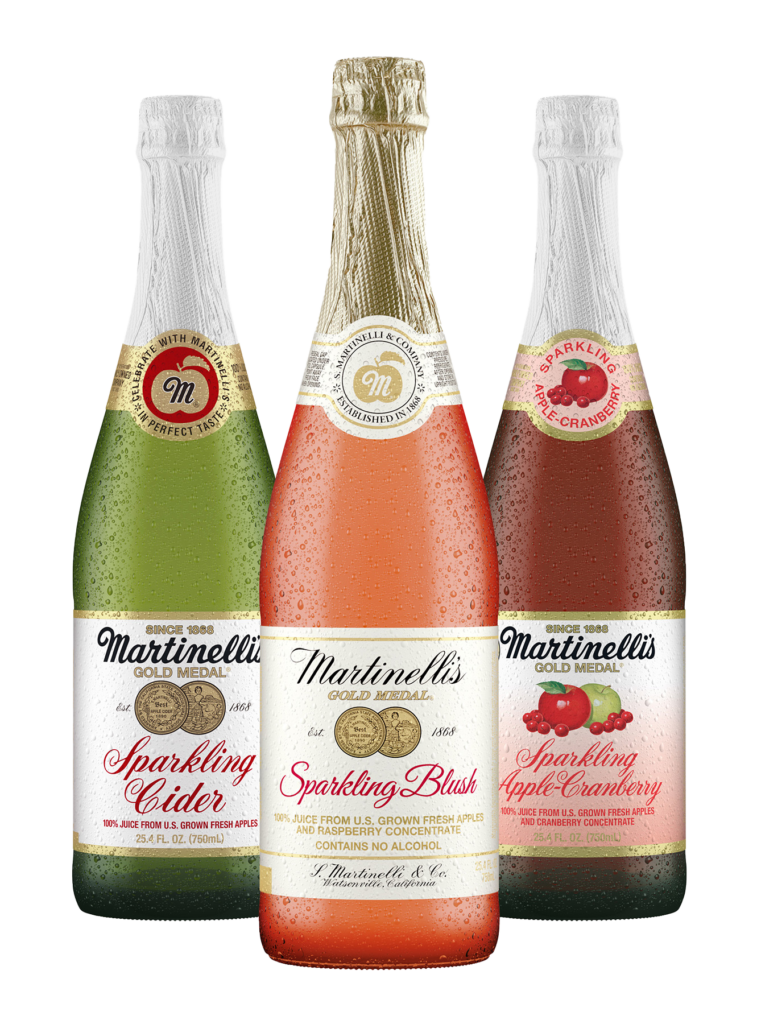 This Holiday Season Don T Forget The Martinelli S Martinelli S