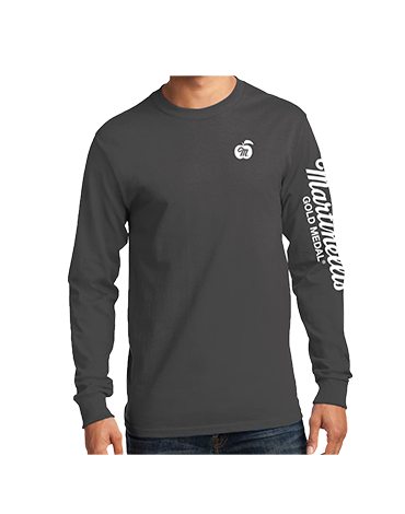 Martinelli's Long Sleeve T-Shirt – Gray