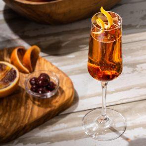 Martinelli's Bourbon Bubbly