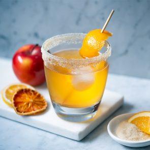 Martinelli's Whiskey Mule