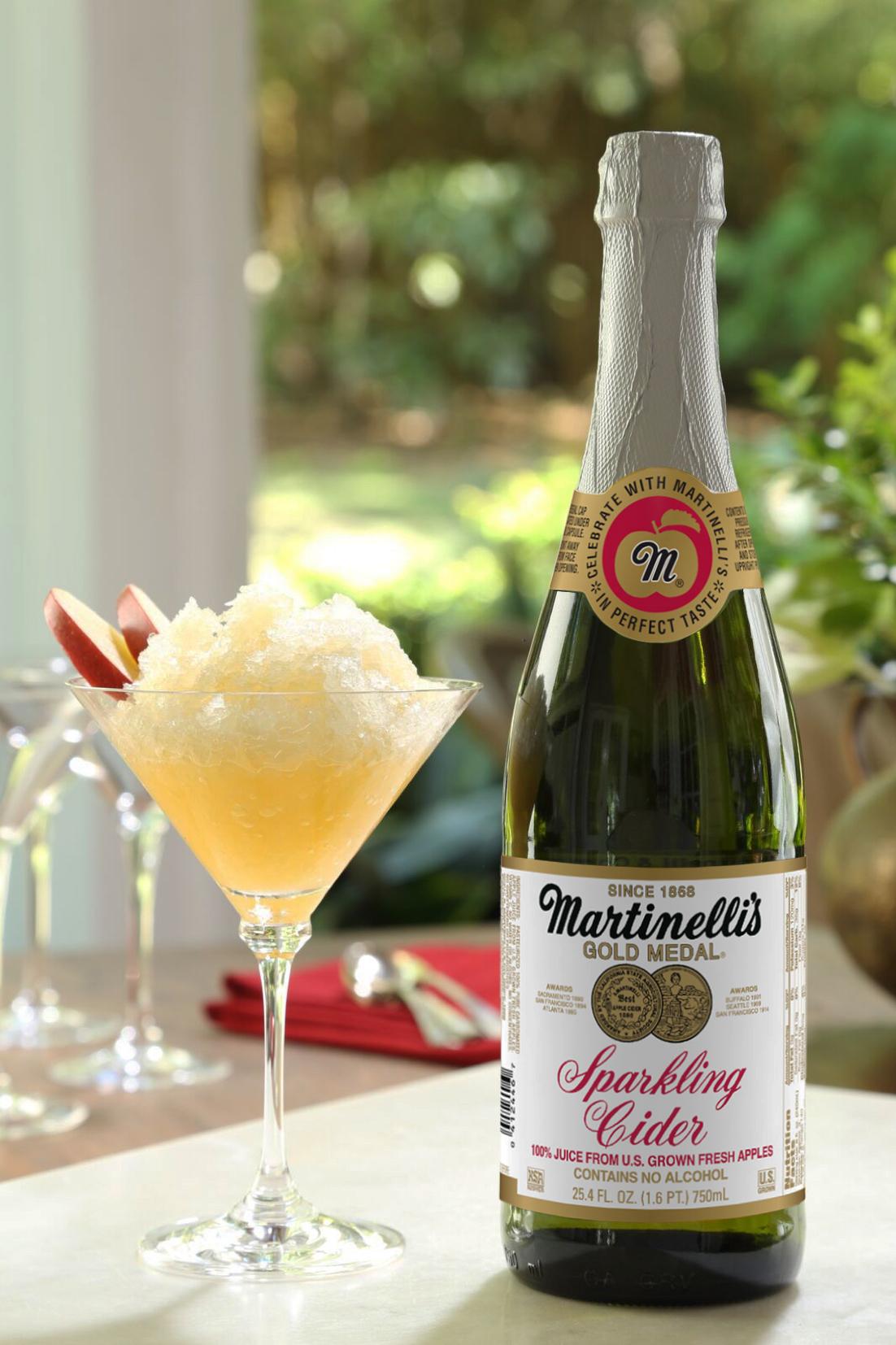 Martinellis-Sparkling-Apple-Granita