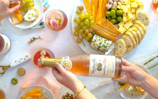 Mindful Drinking with Sparkling Blush
