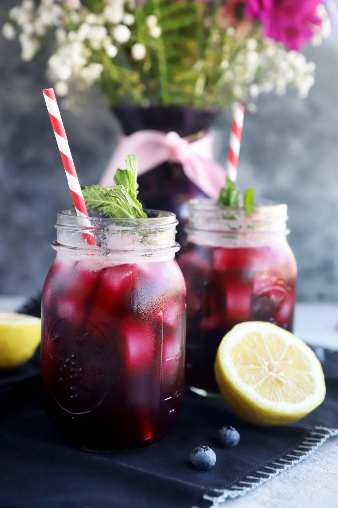 Berry Apple Cooler