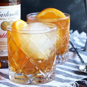 Blush Whiskey Sour