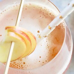 Ginger Apple Spritzer