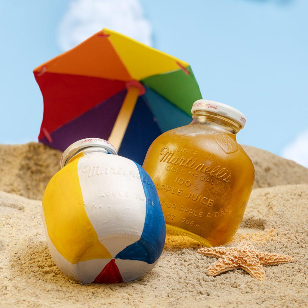 DIY Summer Beach Scene