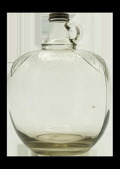 1930 Martinelli's Apple Bottle