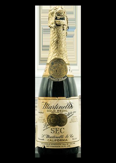 Martinelli's 1900 Sparkling Cider