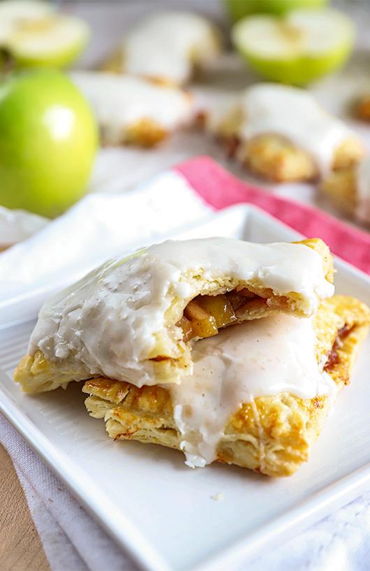 Apple Pasteries