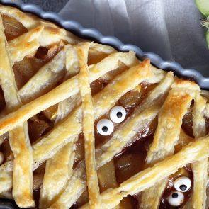 Mummy Apple Tart