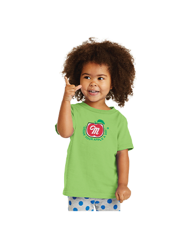 Martinelli's Kids Short Sleeve T-Shirt – Green
