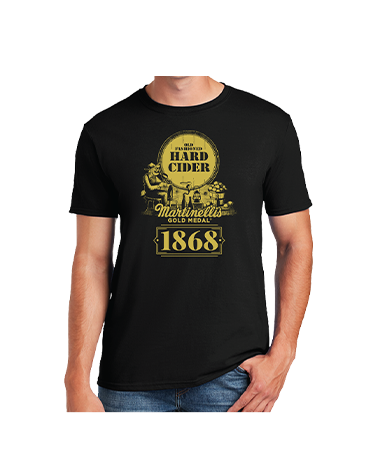 1868 Hard Cider T-Shirt