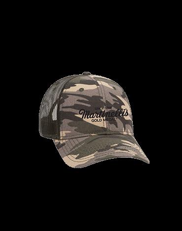 Martinelli's Trucker Hat - Camouflage