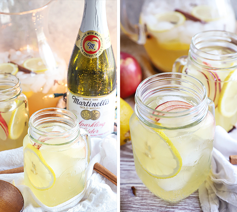 Holiday Martinelli's Punch