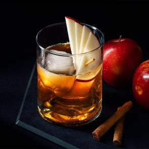 Martinelli's & Cognac