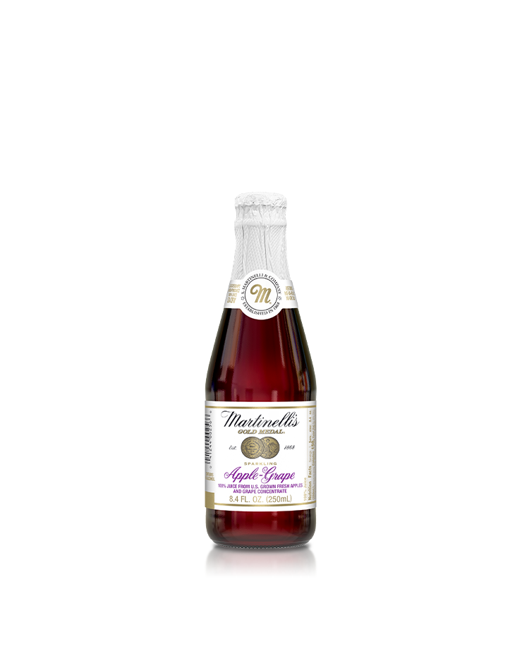 Sparkling Apple-Grape