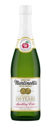 Martinelli's 150th Label